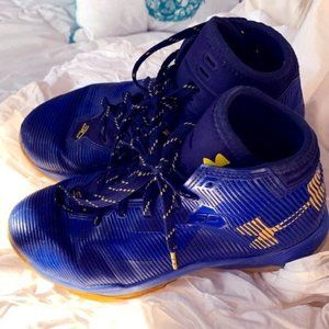 UNDER ARMOUR STEPH CURRY 2 DUB NATION AWAY GOLDEN